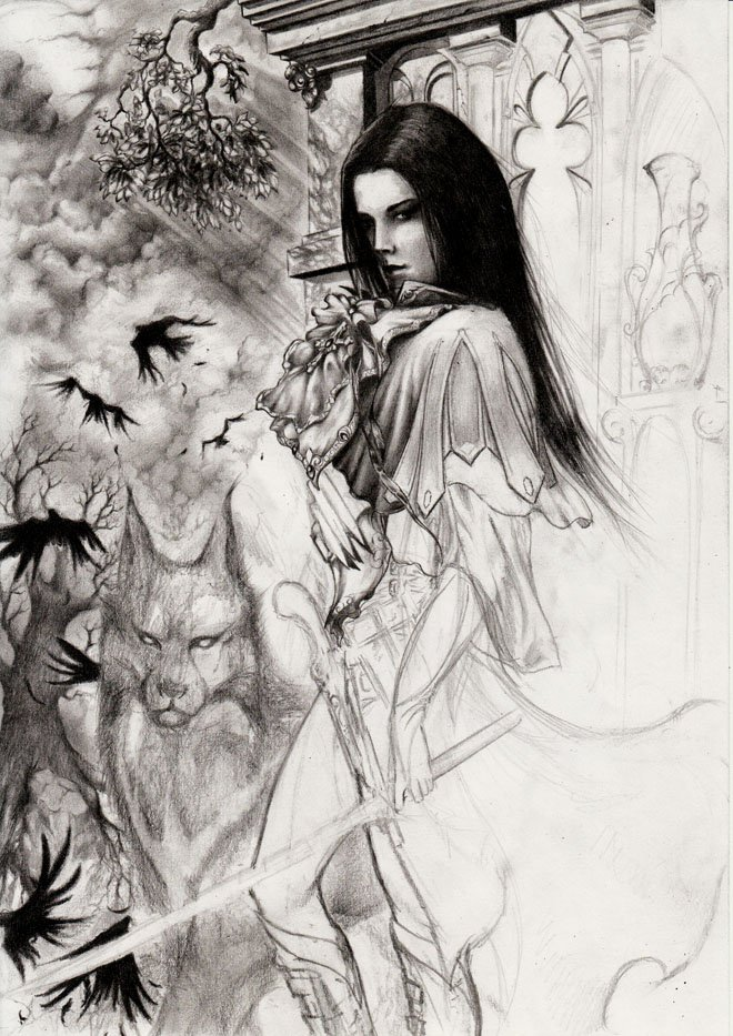 рисунок души: