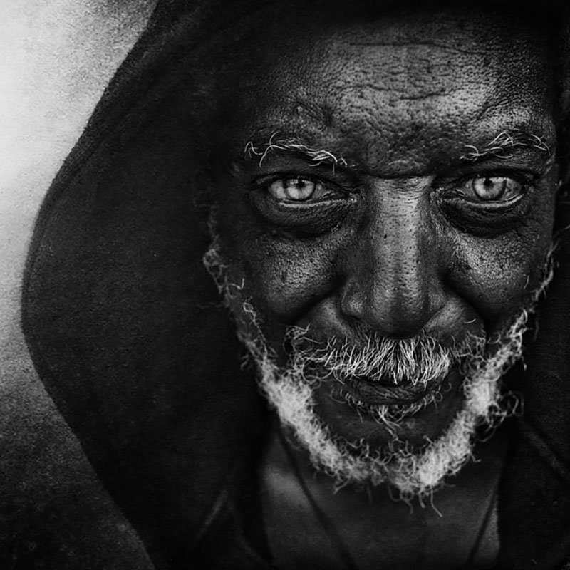Лица улицы от Lee Jeffries