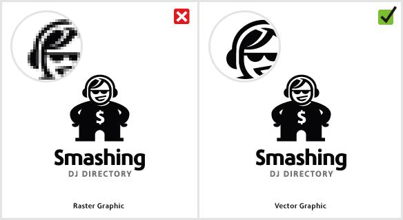 Category Logo Design  Smashing Magazine