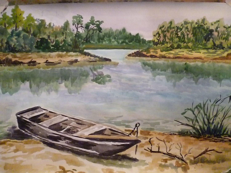 Природа донского края в рисунках