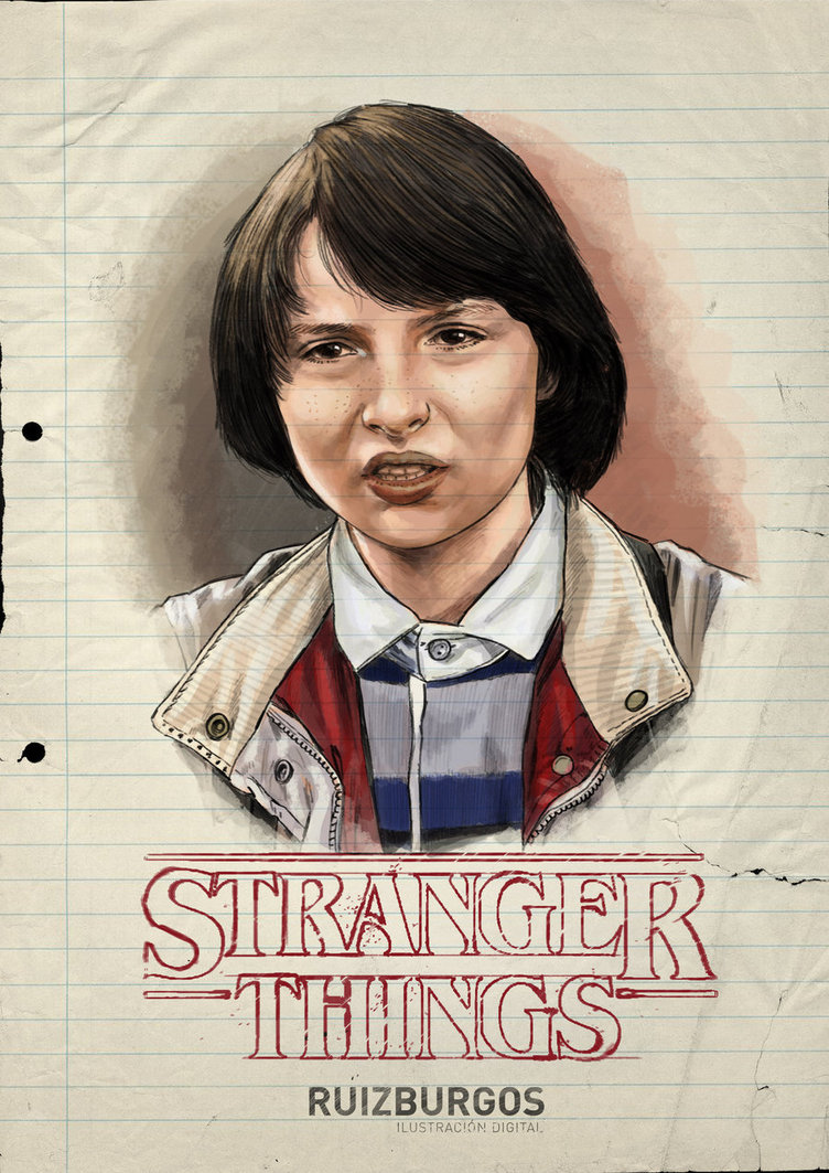Stranger Things Fan Art