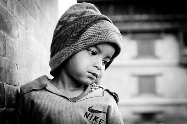 фото людей черно-белое