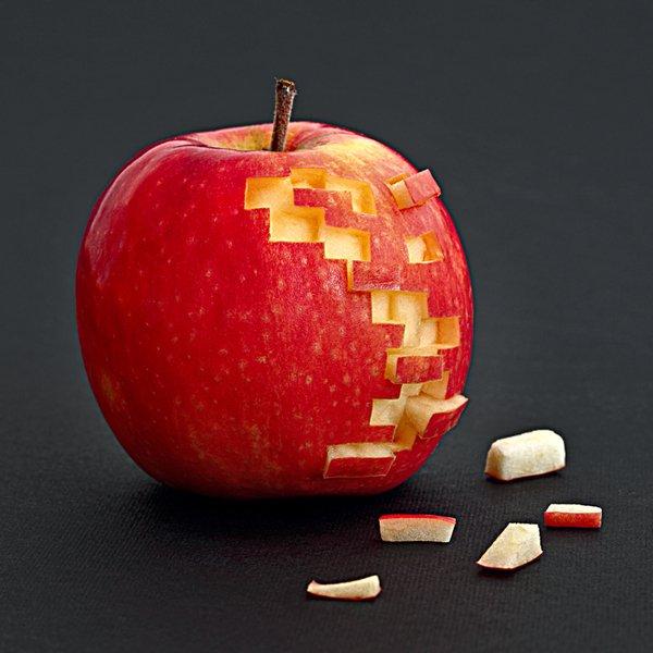 автосинхронизации креативные картинки яблок является самой распространённой