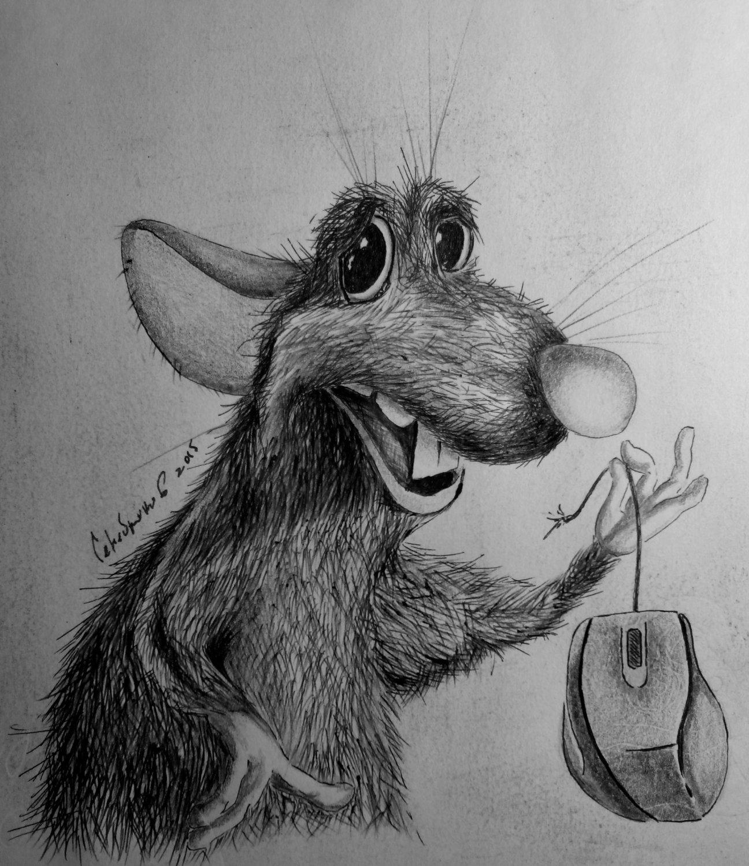 выкладывать картинки с мышью прикольные черно-белые данной ниши